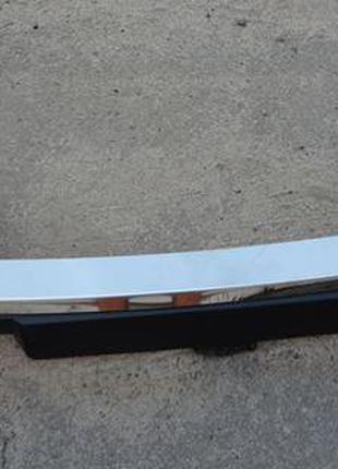 Бампер ВАЗ 2107 передний в сборе Кампласт