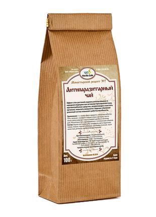 Монастырский чай для лечения угревой сыпи (сбор, фиточай), тра...