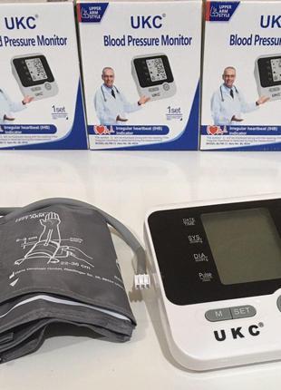 Автоматический тонометр UKC BL8034 для измерения давления и пу...