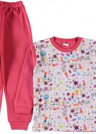 Детская пижама на девочку.