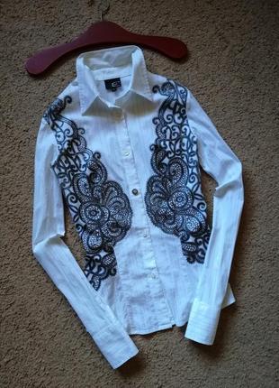Рубашка блуза just cavalli s размер