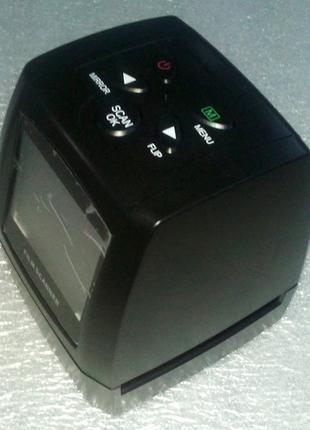 Сканер для оцифровки фотоплёнок и слайдов (негативов и позитивов)