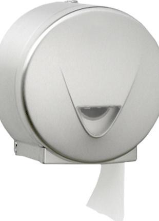 Диспенсер рулонной туалетной бумаги, Нержавеющая сталь, Сатин ...