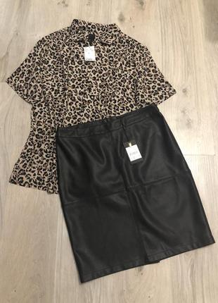 Костюм женский, костюм юбка блузка, комплект одежды, набор