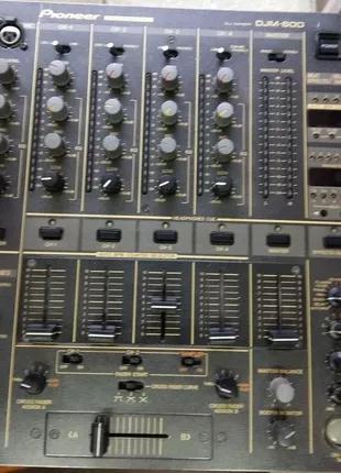 Мікшерний пульт Pioneer DJM-600 (original)