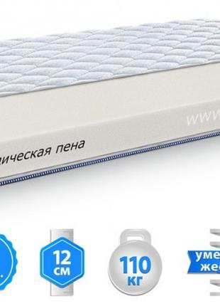 "Матрас ЕММ ""Xenon"" Sleep&Fly Silver Edition, h=12 см"