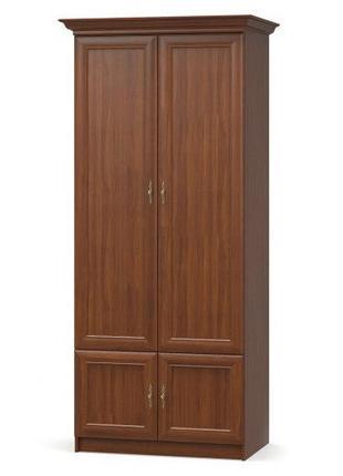"Шкаф ""Даллас"" 90х58х216 см. Вишня, 2Дв"