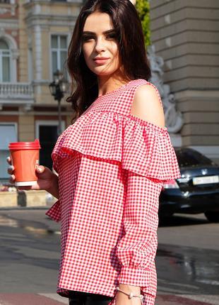 """Женская стильная блузка в """"diadema"""" до р.52"""