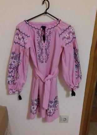 Вишиванка: плаття