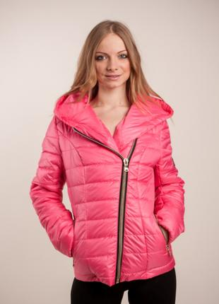 Куртка женская Наоми/без меха (розовый)