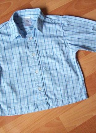 Рубашка на мальчика, 2-3 года