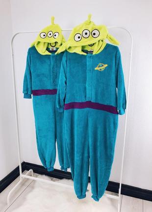 Детская пижама кигуруми  130 см 150 см