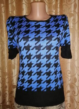 🌺🎀🌺красивая женская кофта с коротким рукавом, джемпер limited ...