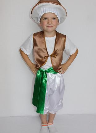 Карнавальный костюм Опёнок (мальчик)