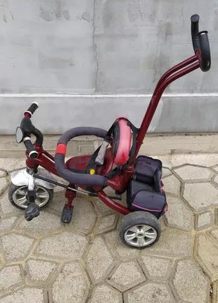 Дитячий трьохколісний велосипед Lexus
