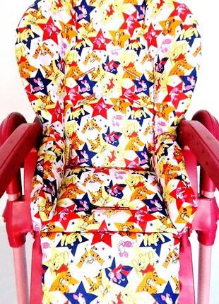 Матрасик в стульчик для кормления