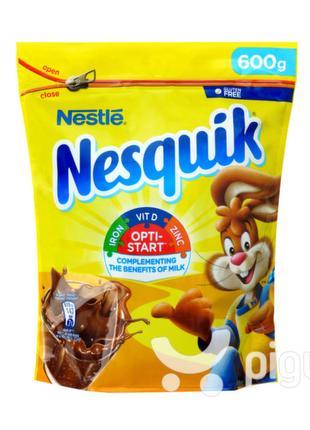 Какао Nesquik 600гр.