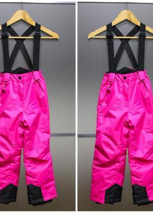 Полу комбез, зимние штаны, комбинезон