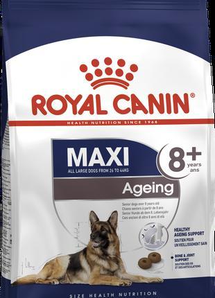 Сухой корм для собак Роял Канин Royal Canin MAXI AGEING 8+, 15 кг