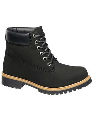 Прочные кожаные ботинки от landrover натур.кожа 1000пар тут!