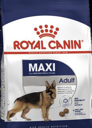 Сухой корм для собак крупніх пород Роял Канин Royal Canin maxi...