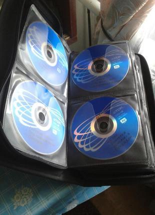 Сумка для CD / DVD дисков