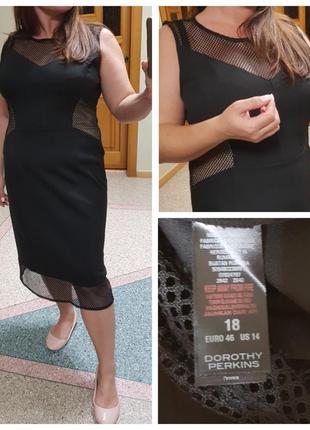 Платье dorothy perkins большого размера