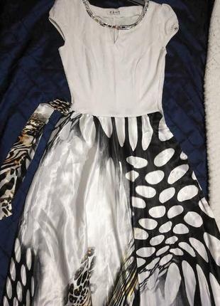 Нарядное платье tanita romario.размер s m