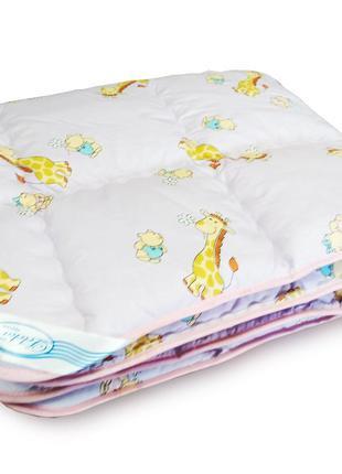 Одеяло детское шерстяное - 105*140 3