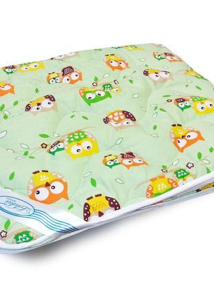 Одеяло детское шерстяное - 105*140 5
