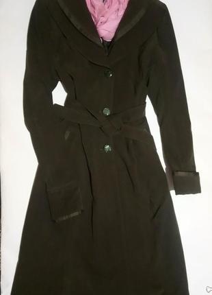 Длинное пальто ,плащ