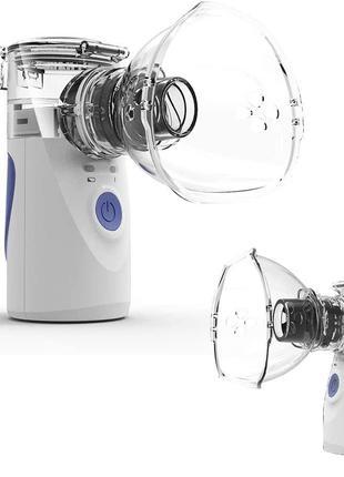 Ультразвуковой ингалятор Меш небулайзер Mesh Nebulizer для дет...