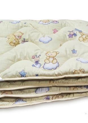 Одеяло детское шерстяное - 105*140 6
