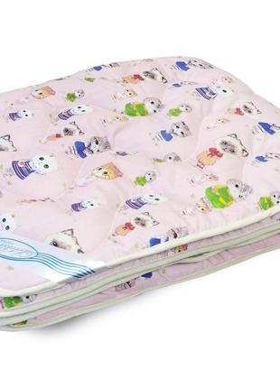 Одеяло детское шерстяное - 105*140 7