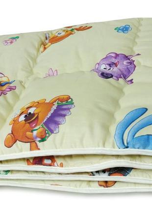 Одеяло детское шерстяное - 105*140 9
