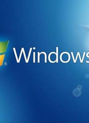 Установка Windows 7, Windows 10 на ПК и Ноутбуки