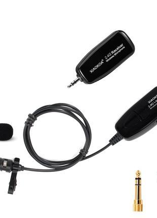 Беспроводной петличный микрофон для блогеров XIAOKOA