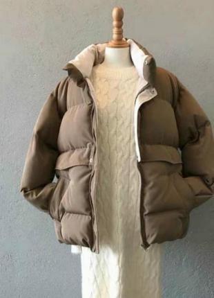 Женская куртка зима!