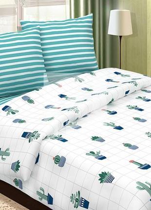 Светящееся постельное белье из поплина