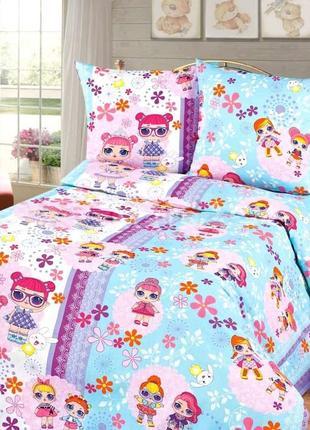 Детское постельное белье лол