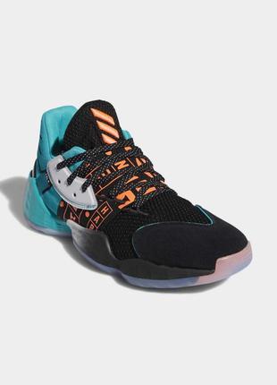 Фірма - кроссовки adidas harden vol. 4 размер 44-46,5 оригинал 😉