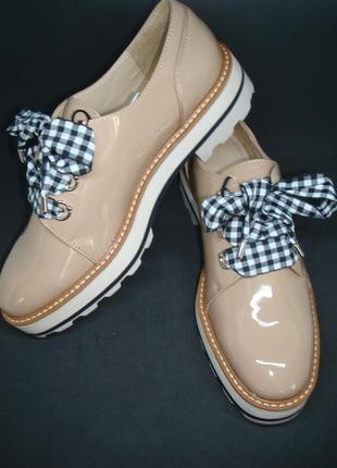 Туфли женские zara испания