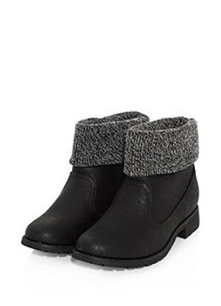 Ботинки для девочек new look англия