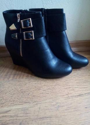 Ботинки женские juliet польша
