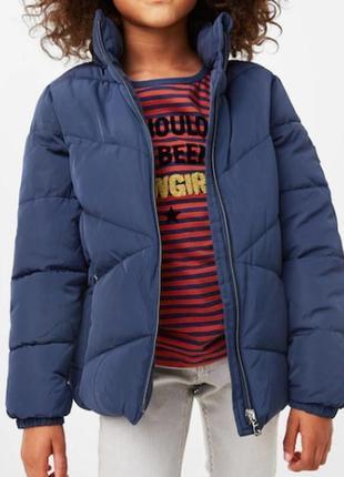 Куртка для девочек mango испания