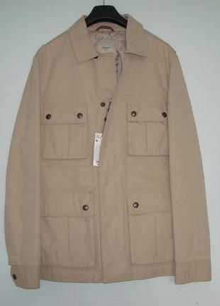 Куртки мужские демисезонные mango испания