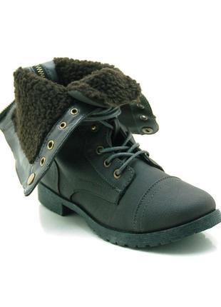 Ботинки женские зимние tng испания