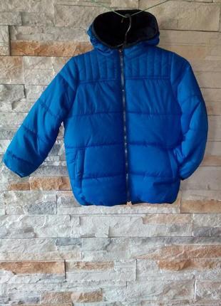 Зимние куртки для мальчиков kiabi франция