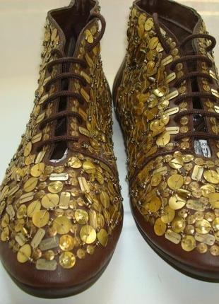 Ботинки женские  topshop  англия