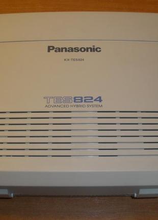Мини АТС Panasonic KX-TES824 Б.У.